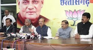 भाजपा प्रभारी अनिल जैन ने साधा निशाना, कहा कांग्रेस सरकार में 12 लाख करोड़ का घोटाला