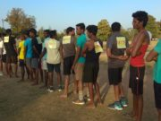 चार हजार युवकों ने दी 23 पदों के लिए शारीरिक परीक्षा