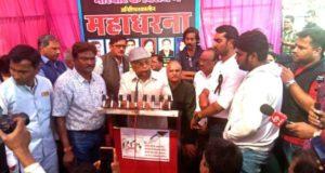 भाजपा नेता राजीव अग्रवाल के माफ़ी मांगने के बाद पत्रकार आंदोलन शांत
