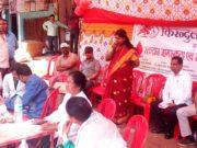 किरंदुल पत्रकार संघ द्वारा लगाया गया रक्त परीक्षण शिविर, सैकड़ों की संख्या में लोगों ने लिया लाभ