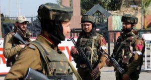 पाकिस्तान को सर्जिकल स्ट्राइक