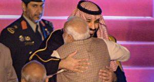 भारत पहुंचे सऊदी अरब के शहजादे MBS, आतंकवाद और रक्षा संबंधों पर रहेगा जोर