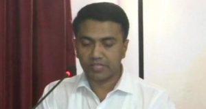 गोवा के नए मुख्यमंत्री बने प्रमोद सावंत, मनोहर पर्रिकर को दिया श्रेय