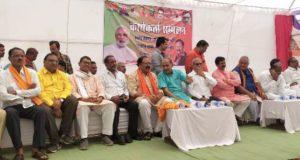 बालोद भाजपा संगठन में फिर एक बार दिखी गुटबाजी