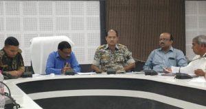 बस्तर संसदीय सीट में प्रथम चरण में डाले जाएगें वोट, जिला निर्वाचन अधिकारी ने की प्रेसवार्ता