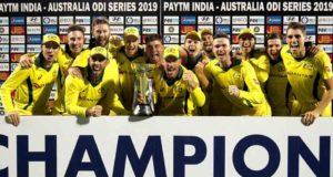 INDvsAUS: ऑस्ट्रेलिया ने वनडे इतिहास में पहली बार पांच मैचों की सीरीज में 0-2 से पिछड़ने के बाद सीरीज जीती