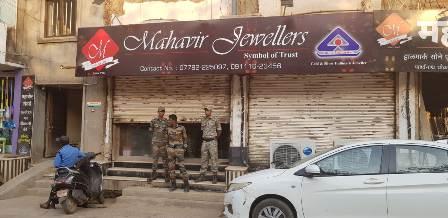 जगदलपुर में बड़े कारोबारियों