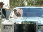 बिग बी ने बेच दी अपनी शान की सवारी रोल्स रॉयस कार