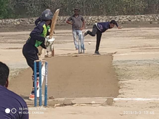 स्व. बलिराम कश्यप स्मृति क्रिकेट प्रतियोगिता, तोकापाल की टीम 5 विकेट से जीतकर सेमीफाइनल में
