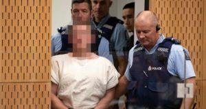 न्यूजीलैंड हमले का आरोपी