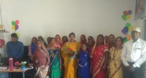 स्कूल एवं समाज की बेहतरी के लिए गांव की महिलाएं