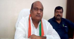 मंत्री जयसिंह अग्रवाल ने किया भाजपा प्रदेशाध्यक्ष के सरनेम पर टिप्पड़ी