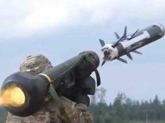 पोर्टेबल एंटी टैंक गाइडेड मिसाइल