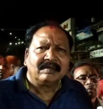 मोहन मंडावी को कांकेर लोकसभा सीट से बीजेपी का प्रत्याशी