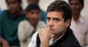 कांग्रेस अध्यक्ष राहुल गांधी के खिलाफ मामला दर्ज