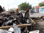 सोमालिया की राजधानी में विस्फोट
