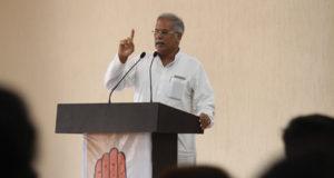 भाजपा और मोदी पर मुख्यमंत्री ने जमकर बोला हमला, कहा प्रदेश को कर्ज मे छोड़कर गई भाजपा सरकार