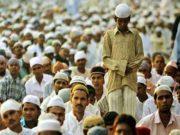 अमेरिकी थिंक टैंक प्यू रिसर्च सेंटर के मुताबिक चालीस साल बाद भारत सबसे ज्यादा मुस्लिम आबादी वाला देश बन जाएगा।