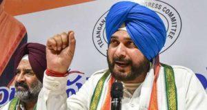 नवजोत सिंह सिद्धू ने कहा झूठ के पुलिंदों पर खड़ी है मोदी सरकार,