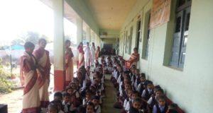 सरस्वती शिशु मंदिर का परीक्षा परिणाम घोषित, अव्वल आने वाले बच्चों को किया गया पुरस्कृत