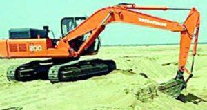 बिग ब्रेकिंग: कांकेर कलेक्टर की सील लगी रॉयल्टी पर्ची का इस्तेमाल कर ग्राम पोड़ के रेत खदान