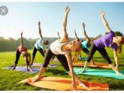 शक्ति शहर के जिंदल वर्ल्ड स्कूल द्वारा आम नागरिकों के लिए निशुल्क योग प्रशिक्षण शिविर 14 अप्रैल से