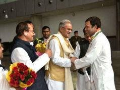 मुख्यमंत्री भूपेश बघेल कांग्रेस अध्यक्ष राहुल गांधी और सोनिया गांधी के लिए करेगें अमेठी व रायबरेली में प्रचार