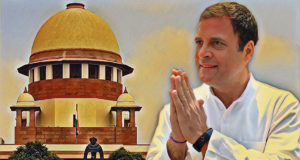 'चौकीदार चोर है' वाले बयान पर राहुल गांधी ने सुप्रीम कोर्ट में माफी मांगी