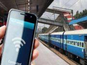 अब भारत के इन 1,000 रेलवे स्टेशन पर मुफ्त में पाएं Wi-Fi की सुविधा
