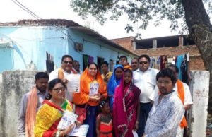 मतदान के एक दिन पूर्व भाजपा-कांग्रेस ने झोंकी ताकत… सक्रियता के साथ कार्यकर्ता दिखे मैदान में