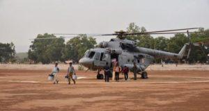 नारायणपुर लौट रही मतदान टीम पर नक्सली हमला, एक नक्सली ढेर...हेलीकाप्टर के जरिये मतदान दलों की पहली खेप सकुशल लौटी