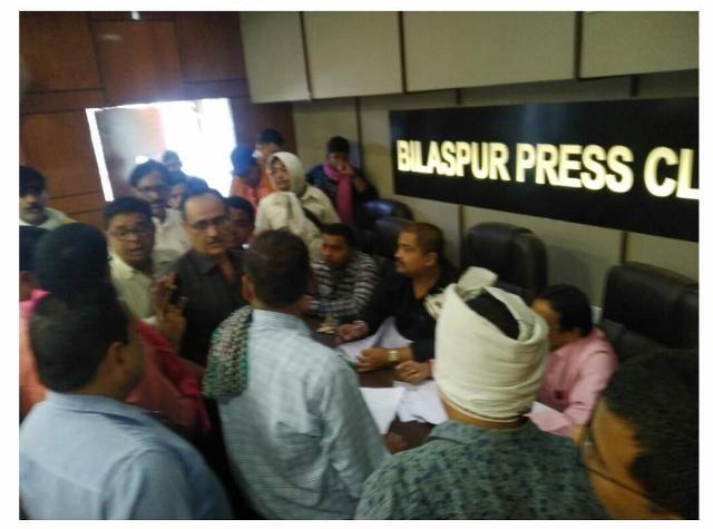 प्रेस क्लब बिलासपुर के निर्वाचन को लेकर प्रक्रिया तेज, 11 मई को बिलासपुर में संपन्न होंगे प्रेस क्लब की नई कार्यकारिणी हेतु चुनाव