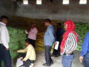 सहकारी समिति के गोदाम से 832 बोरी खाद चोरी