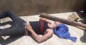 ठगी के आरोप में गिरफ्तार युवक
