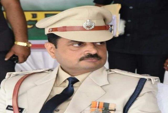 आईपीएस रजनेश सिंह
