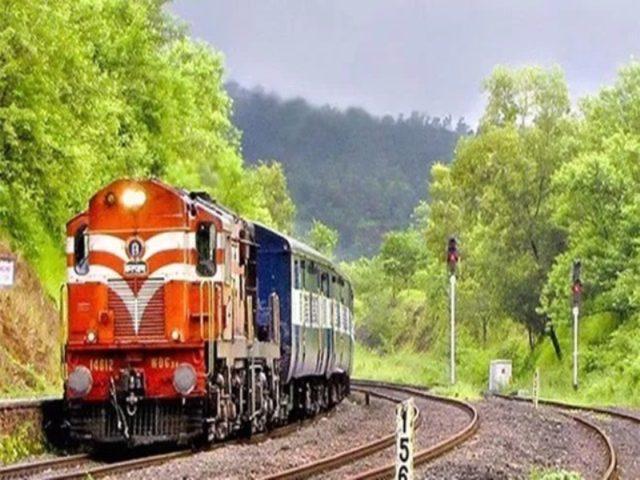 रेलवे ने 17 ट्रेनों को रद्द