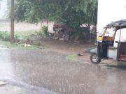 झमाझम बारिश
