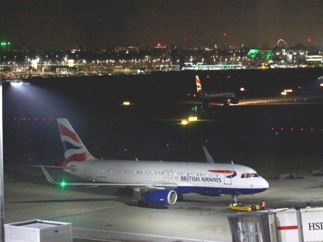 ब्रिटिश एयरवेज