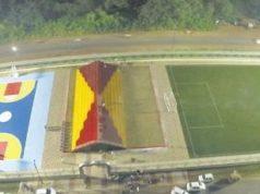 एस्ट्रोग्रास फुटबॉल स्टेडियम