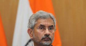 विदेश मंत्री जयशंकर