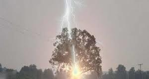 आकाशीय बिजली