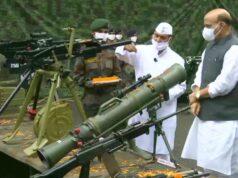 रक्षा मंत्री राजनाथ