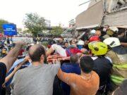 तुर्की में भूकंप