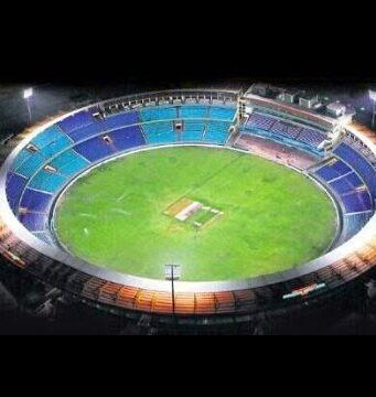 नया रायपुर में क्रिकेट