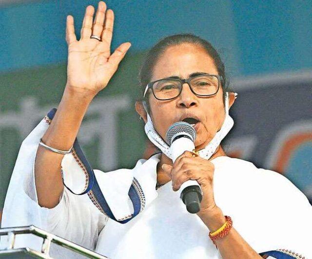 बंगाल में टीएमसी