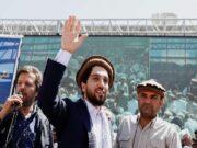 पंजशीर नेता अहमद मसूद